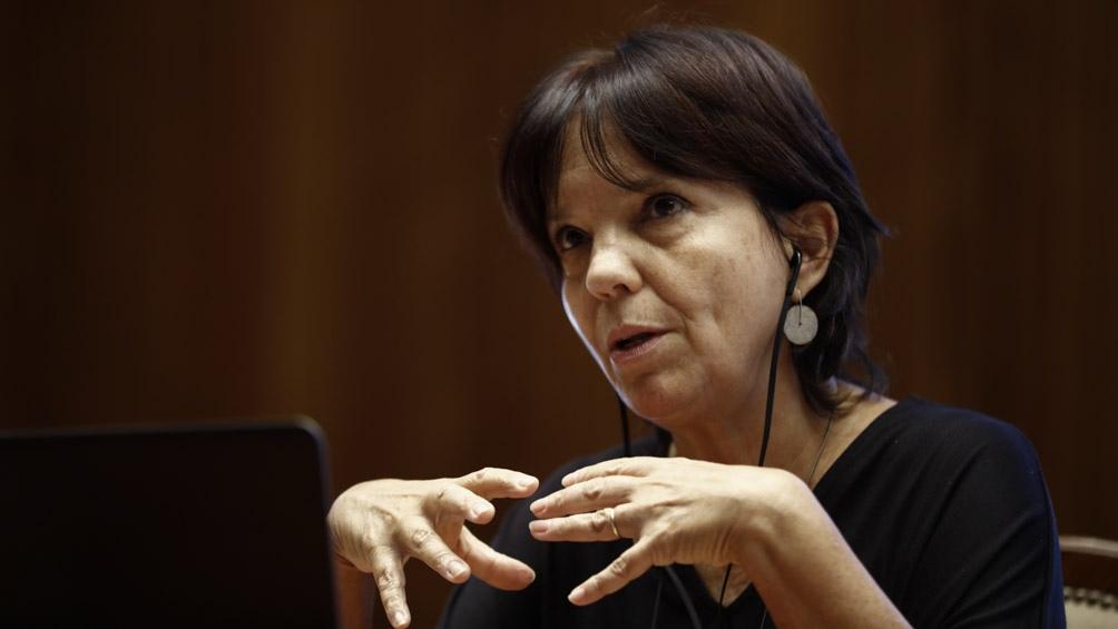 """La titular de la AFIP, Mercedes Marcó del Pont, expresó que """"La mayoría de los contribuyentes alcanzados por el Aporte solidario y extraordinario cumplieron con su obligación"""""""
