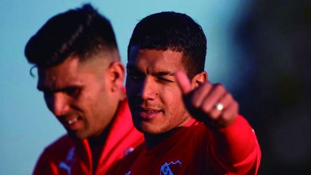Con Lucas Romero son 10 los contagiados en el plantel de Independiente.