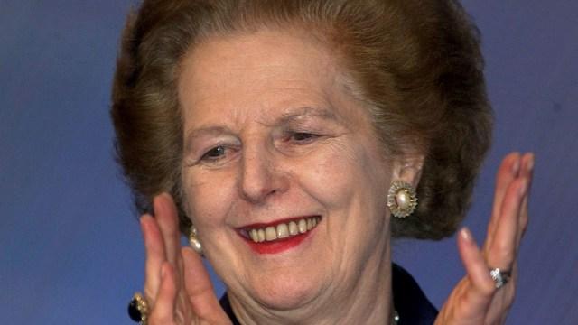 Thatcher falleció el 8 de abril de 2013, a los 87 años.