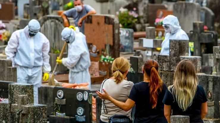Brasil tuvo la cifra de muertos por Covid-19 más alta del mundo en la última jornada, con 3.693.
