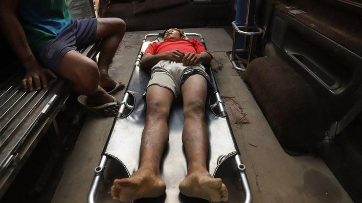 Durante las protestas diarias murieron al menos 618 civiles