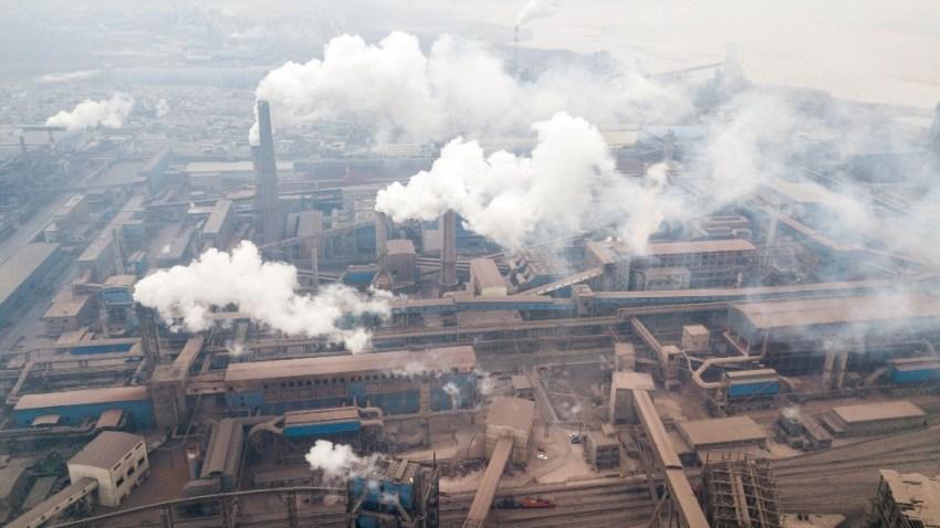 """Argentina, con un compromiso """"críticamente insuficiente"""", está en el puesto 155 del ranking de países más contaminantes. Foto: AFP"""