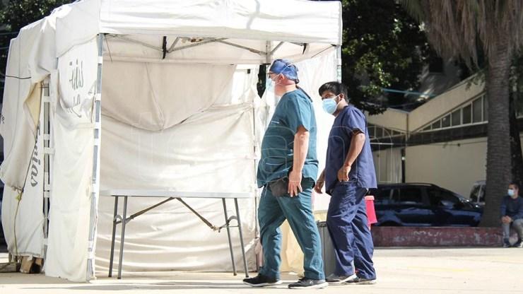 Orduna indicó que los registros marcan que aproximadamente el 2% de las personas contagiadas va a fallecer.
