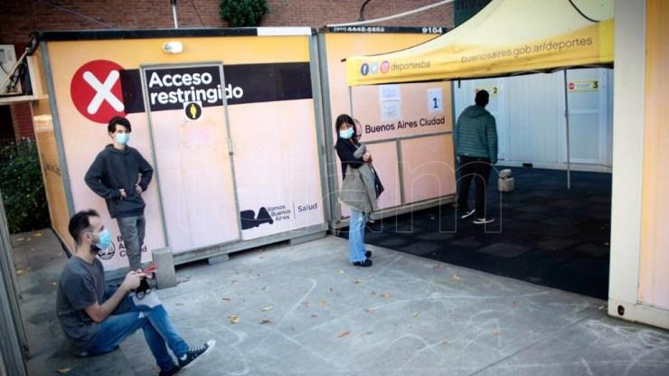 1.780 nuevos casos y 63 fallecidos en las últimas 24 horas en la ciudad de Buenos Aires,