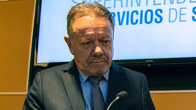Según trascendió, Eugenio Zanarini tenía una insuficiencia cardíaca.