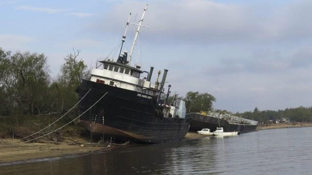 """Aseguran que """"la situación es grave. Hace 77 años que el río no tenía este nivel, y va a requerir de medidas extras""""."""