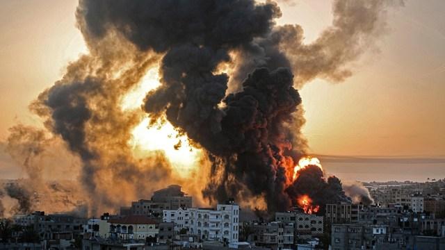La escalada de violencia es la peor desde una gran ofensiva israelí en 2014