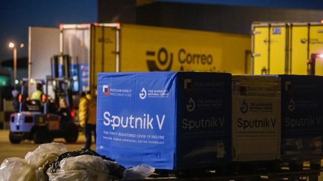 Una nueva partida de 489.600 dosis del componente 1 de la vacuna Sputnik V contra el coronavirus comenzará a llegar este fin de semana a todas las jurisdicciones del país