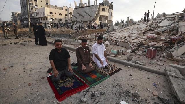 Esta es la mayor escalada desde una gran ofensiva israelí contra la región en 2014