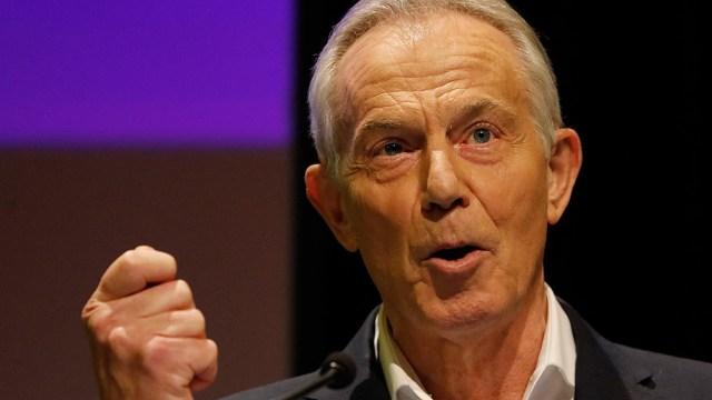 Blair había adoptado posiciones más cercanas a Israel