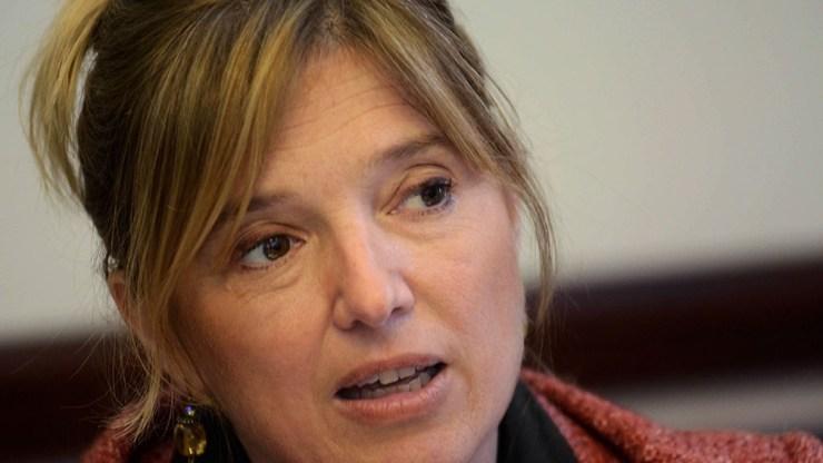 Cristina Álvarez Rodríguez, diputada nacional del FdT.