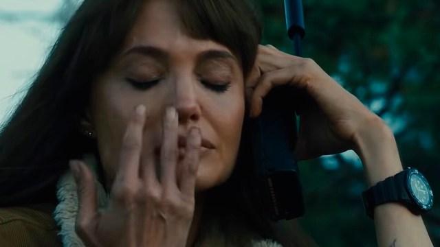 Jolie, en la producción dirigida por Sheridan