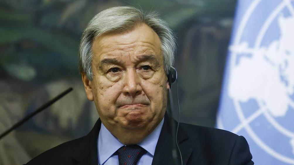"""Según el secretario general Antonio Guterres, la asamblea  lanzará un """"grito de alarma"""" por la situación """"muy peligrosa"""" en la que está el mundo."""