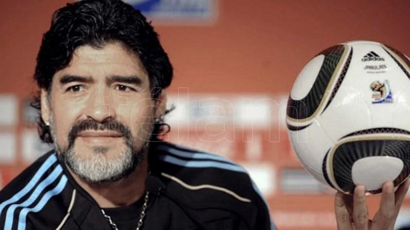 Maradona, la mayor figura de la historia del fútbol mundial, murió a los 60 años el 25 de noviembre de 2020