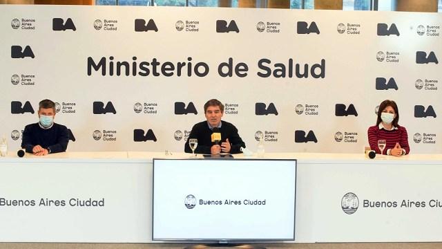 """""""Estos períodos de educación con bajas temperaturas son difíciles"""", dijo Quirós."""