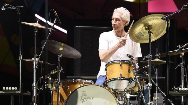 Watts baterista de Los Rolling Stones