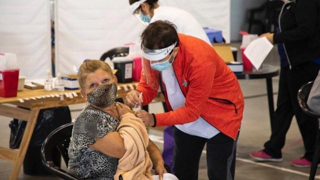 Hasta el momento se realizaron en todo el país 1.823.824 aplicaciones de las distintas vacunas.