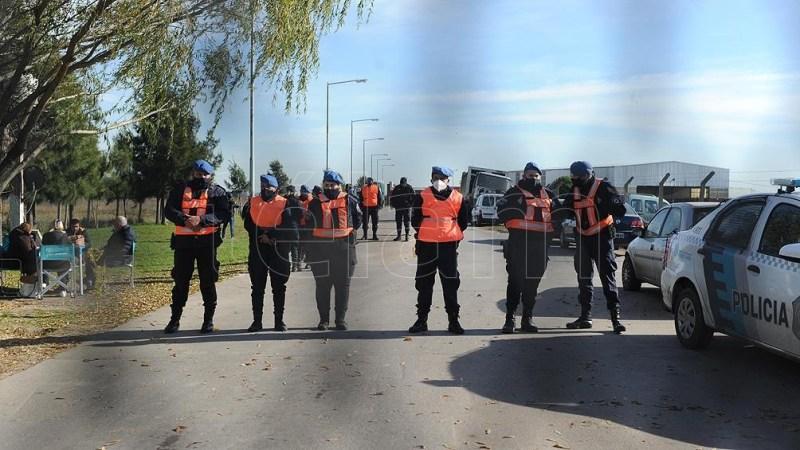 Más de 100 policías buscan a Tehuel De la Torre