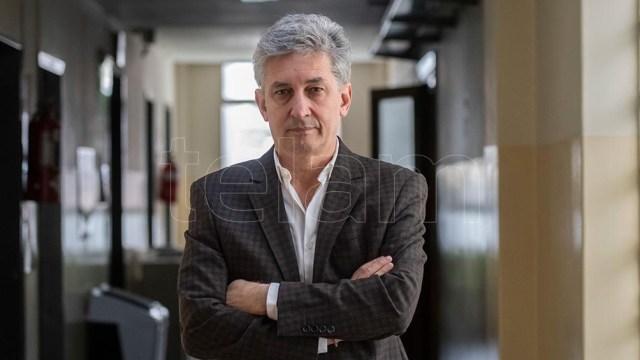El viceministro de Medio Ambiente, Sergio Federovisky