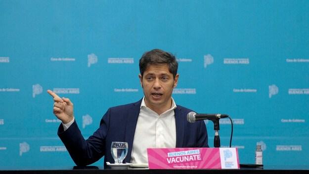 La provincia de Buenos Aires comprará vacunas.