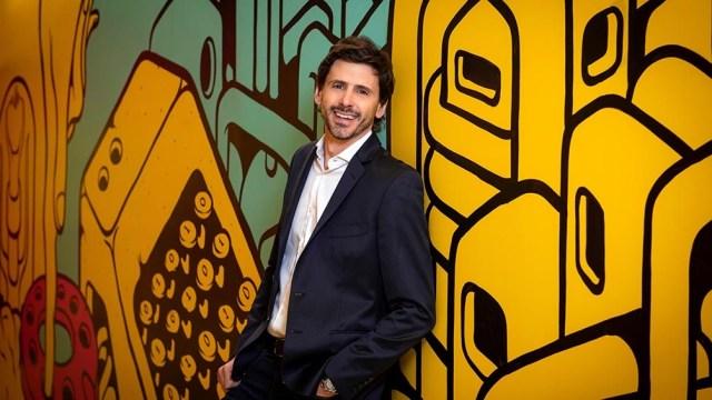 Darío Turovelzky, el director general para el Cono Sur de ViacomCBS