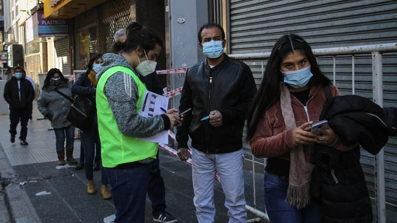 el voto al balotaje peruano en la Argentina