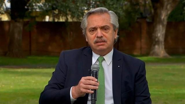 Fernández demandó a Bullrich por 100 millones de pesos