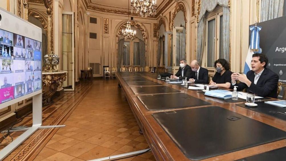 Vizzotti encabezará una nueva reunión del Consejo Federal de Salud (Cofesa) con sus pares de todas las provincias.