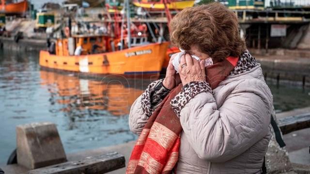 El Rigel, un buque de más de 50 años de antigüedad y 27 metros de largo, zarpó el 5 de junio de 2018 del puerto marplatense.