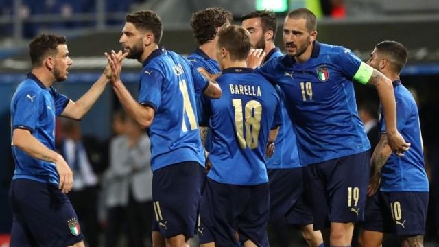 Italia comienza su camino en la Eurocopa.