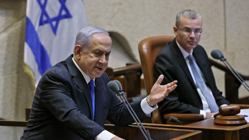 Benjamín Netanyahu, 12 años en el poder y varias causas por corrupción.