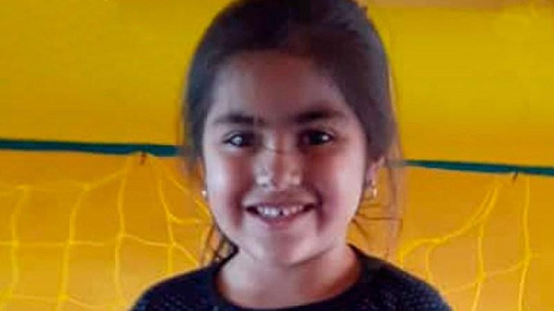 Guadalupe desapareció cuando jugaba con otros niños.