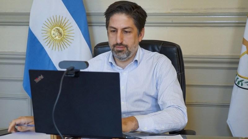 Nicolás Trotta se refierió a la postergación de las pruebas Aprender y consideró realizarlas en noviembre o diciembre o, en su defecto, en febrero o marzo.