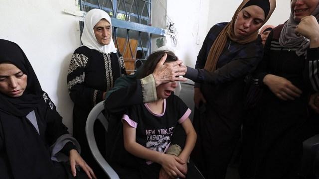 Ahmed Zahi Dawud, de 16 años, resultó herido y murió en la localidad de Beita.