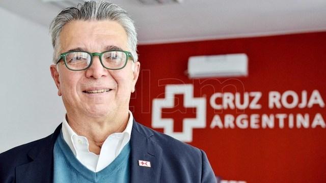 Walter Cotte, observador permanente de Cruz Roja ante la ONU.