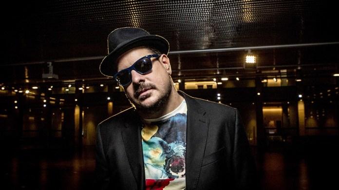 Max Masri, el productor del grupo de tango electrónico