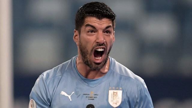Suárez será titular frente a Bolivia