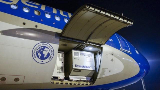 El operativo continuará esta semana con un vuelo programado para el próximo miércoles