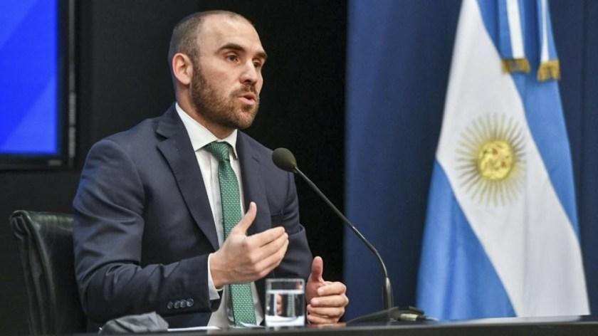 """""""La Argentina continuará haciendo esfuerzos para llegar a un entendimiento con el FMI que nos permita refinanciar el stock de deuda de 45.000 millones de dólares""""."""