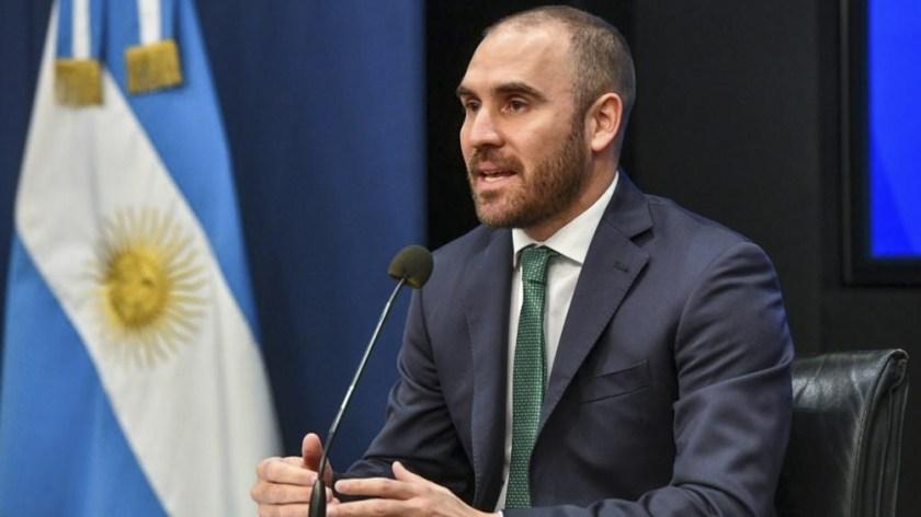 """Argentina """"necesita más tiempo"""", dijo Martín Guzmán."""