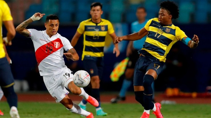 Ecuador y Perú abren la jornada de CopaAmérica en Brasil (Foto: @CopaAmerica)