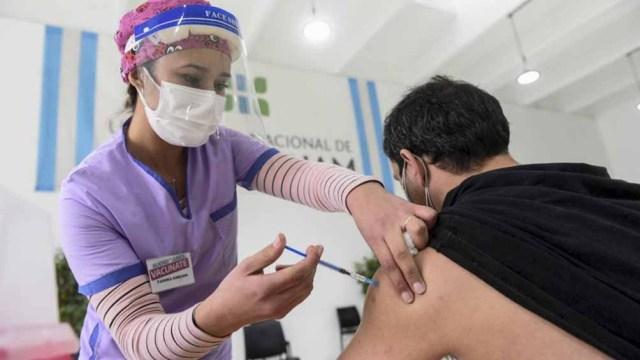 Desde el inicio de la campaña de inmunización, suman un total de 23.816.145 las vacunas recibidas.