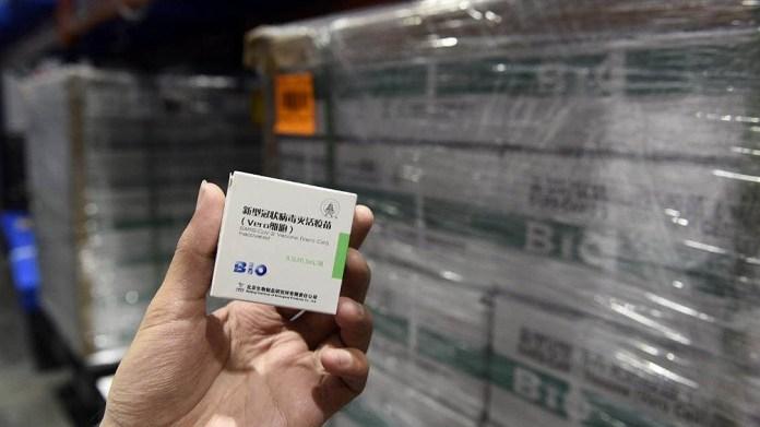 En los últimos cuatro días arribaron 3.139.000 dosis: 2.000.000 de Sinopharm y 1.139.000 de AstraZeneca.