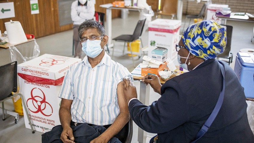 Hay regiones del mundo que han recibido muy pocas dosis de vacunas.