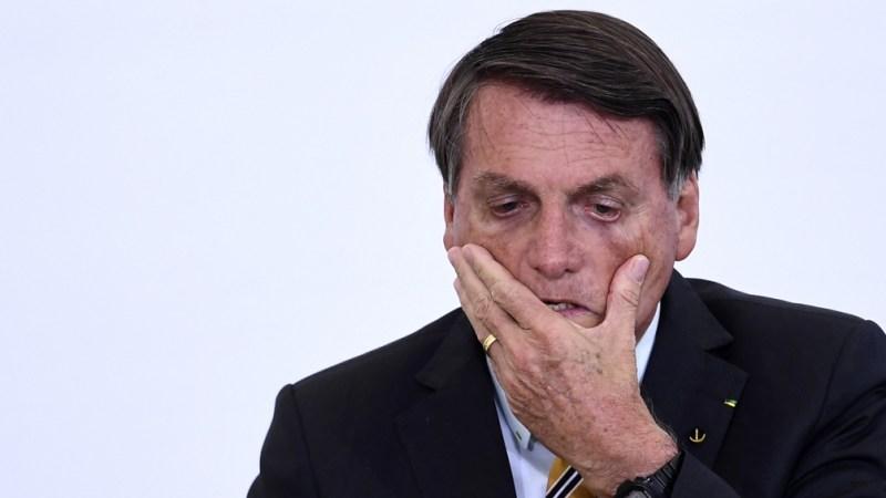 Bolsonaro está sospechado de haber estado al tanto de un caso de corrupción en la compra de vacunas Covaxin.