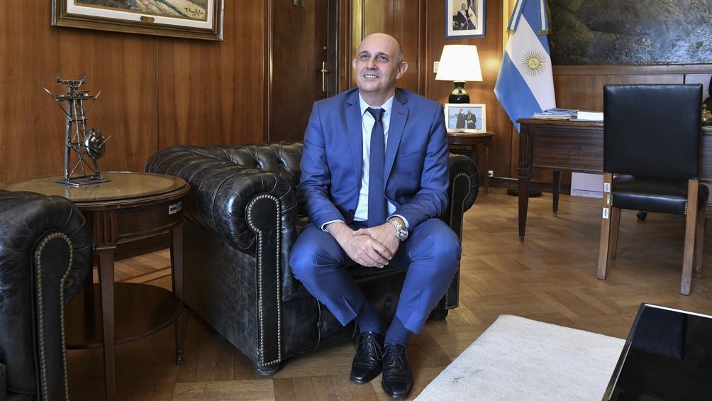 Alexis Guerrera destacó la experiencia positiva del Belgrano Cargas.