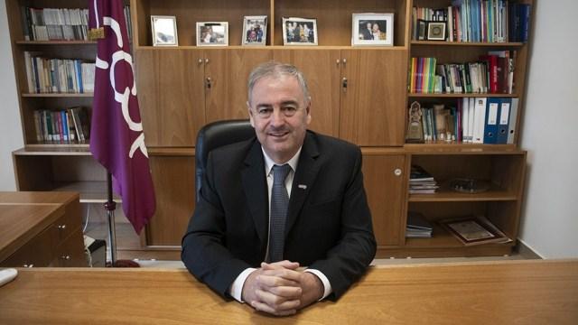 Ariel Guarco, presidente de la Alianza Cooperativa Internacional, destacó a las cooperativas que prestan servicios públicos y de telecomunicaciones.