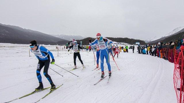 Ushuaia inició bien su temporada de invierno.