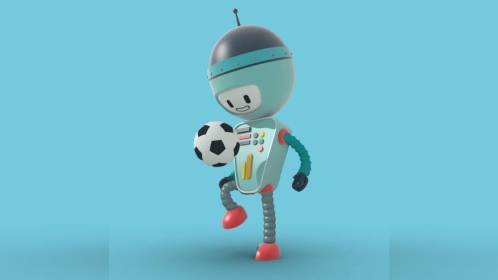 """""""Robotia"""", es una de las producciones que puede verse por la pantalla de Pakapaka que estará presente en Santiago de Chile."""