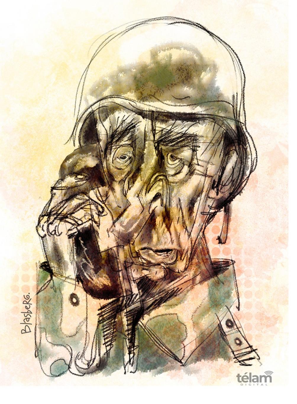 Miguel Gila y su particular humor en el recuerdo.